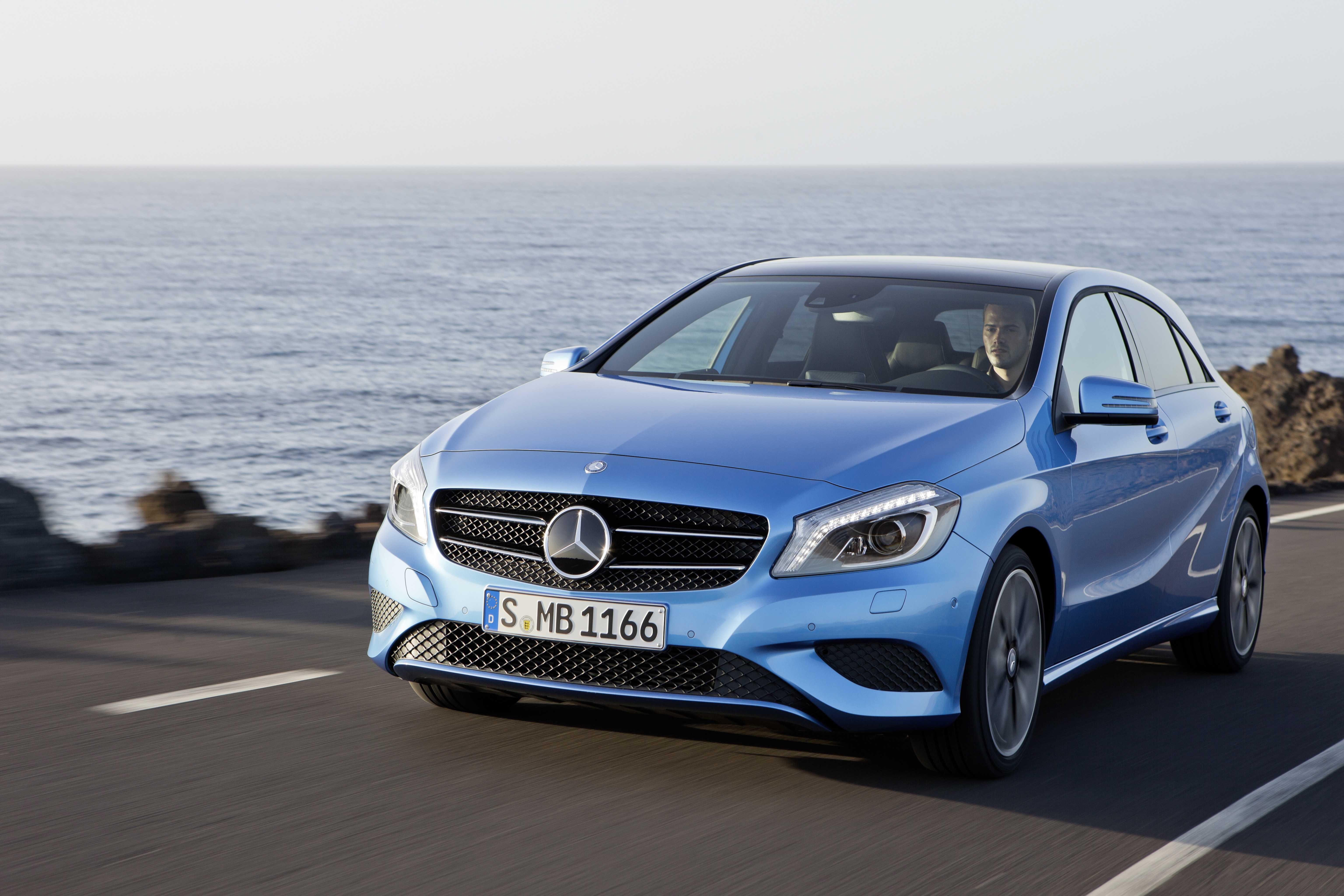 Die neue A-Klasse, © Daimler